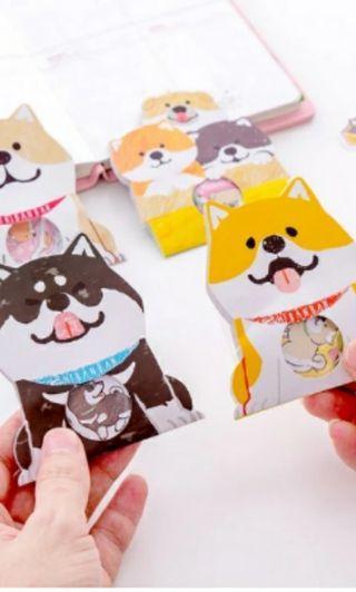 🚚 Shibanban Stickers