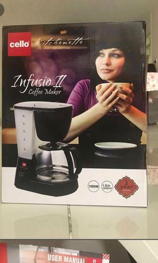 New clearance coffee maker #Rayahome