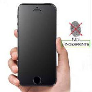 IPHONE 5/5S MATT TEMPERED GLASS SCREEN PROTECTOR