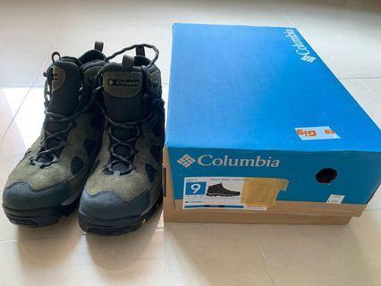 Columbia 行山鞋(全新)