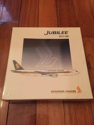 🚚 Jubilee B777-200 Singapore Airlines