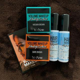 YeaNimm Volume Makeup Hair Concealer Kit