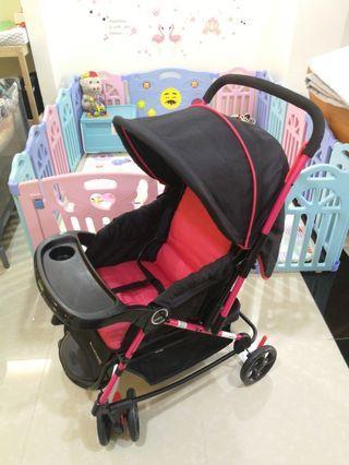 Sweetheart Baby Stroller