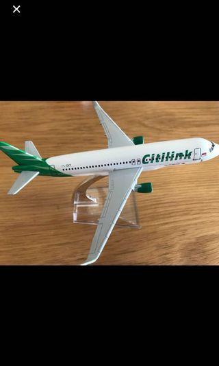 Citilink Air Lines model
