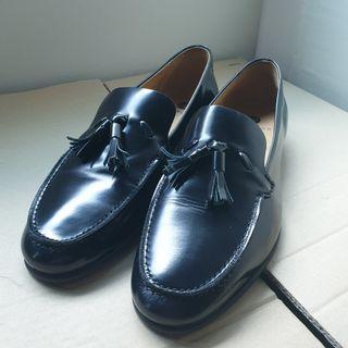 Hudson - Bernini Hi Shine Tassle Loafers