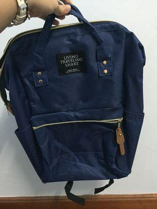 Anello inspired blue Backpack