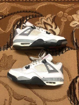 Nike Airjordan 4 Flight Series Shoes