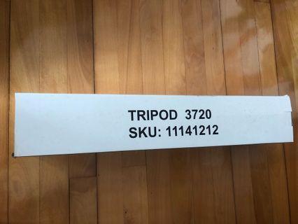 全新Tripod 3720腳架