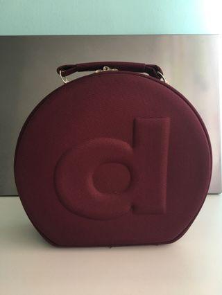 Round Travel Bag