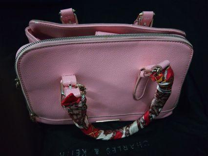 Tas merk Cnk / tas preloved/tas wanita cantik