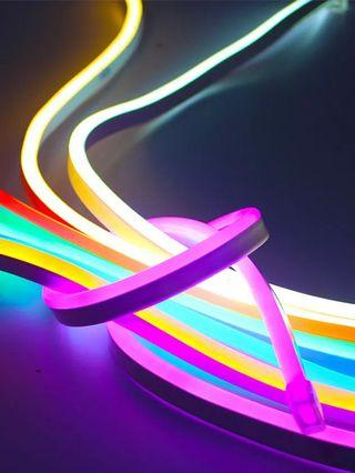 🚚 Rainbow LED Strip Light
