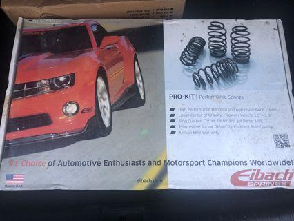 Eibach Sport Spring Untuk Honda Civic (atau Lancer/Inspira/Mazda Dll)