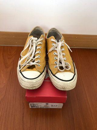 🚚 Converse 1970 薑黃色