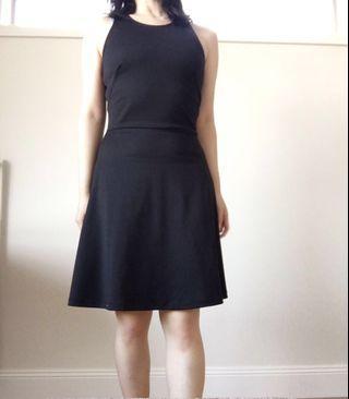 little black dress sleeveless work