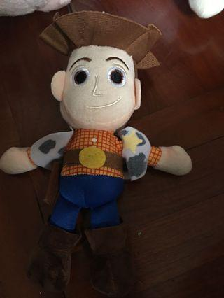 Toy Story 公仔 woody
