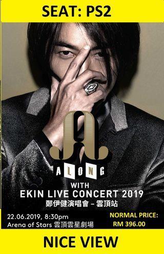 Ekin Live Concert 2019 Genting