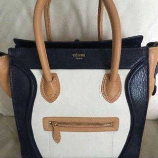 REPRICE Celine Tricolor Bag Premium