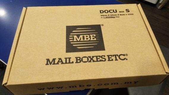 Corrugated Box S