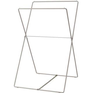 MUJI STEEL INDOOR CLOTHES AIRER / STAND TYPE