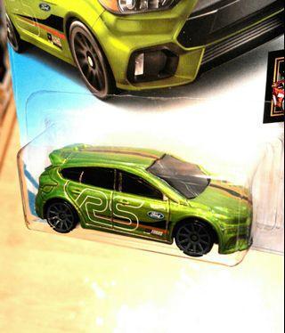 Hotwheels Ford rs