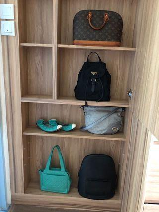 Chanel LV Prada Gucci Bags & Shoes
