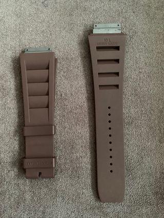 Richard Mille RM010 rubber strap
