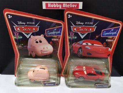 Disney Pixar Cars Hamm & Ferrari F430