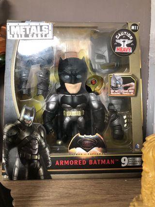 🚚 蝙蝠俠 發光正版模型