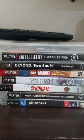 Kaset PS 3