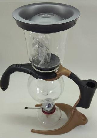Premium Siphon Coffee Maker 3 Cups #Ramadan75