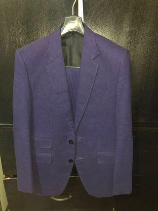 Indigo Formal Suit