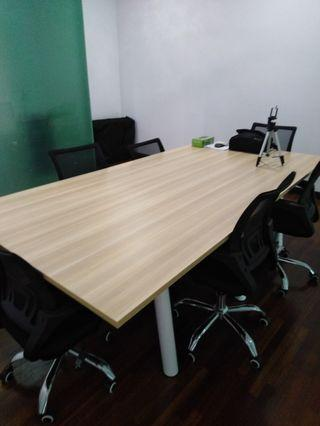 Conference Table - 8 feet