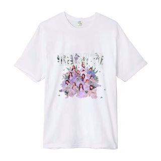 Po t-shirt Izone tee unofficial