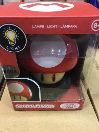 Super mario 蘑菇燈