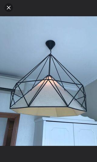 北歐簡約吊燈 Nordic Style Lamp
