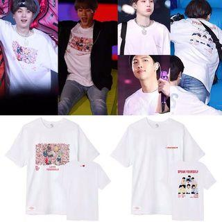 BTS T-Shirt PO Unofficial