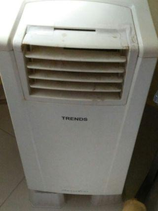 🚚 Trends Portable Aircond - not cold
