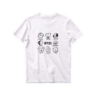 BT21 bts unofficial t-shirt tee PO