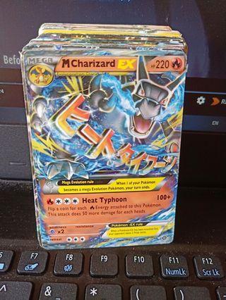 Pokemon EX cards!