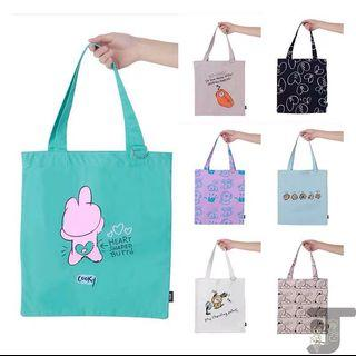 BT21 tote bag Po unofficial