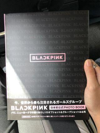 [READY STOCK] BLACKPINK OFFICIAL PHOTOBOOK (Japan Ver)