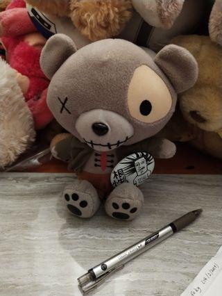 Soft Toy Teddy Scares