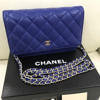 7783a8c01699 chanel classic wallet on chain | Luxury | Carousell Singapore