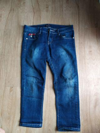 Gucci jeans 7/8 (factory outlet)