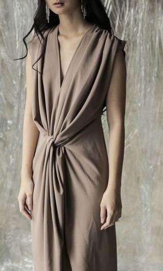 AV Brown Dress