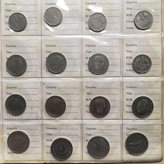 德國(西德)馬克舊幣