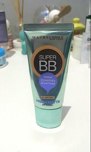 preloved Maybelline Super BB Cream