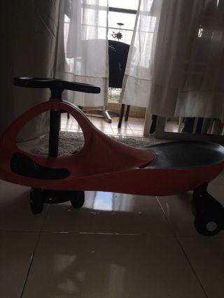Toy  magic Car