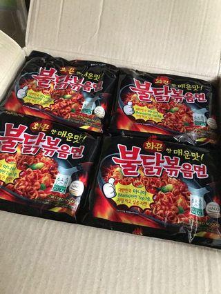 🔥CLEAR STOCK🔥 Ramen Samyang Halal Spicy Original🔥💥