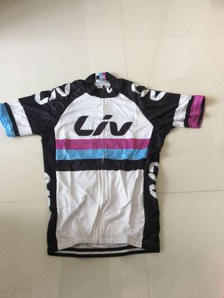 LIV cycling jersey